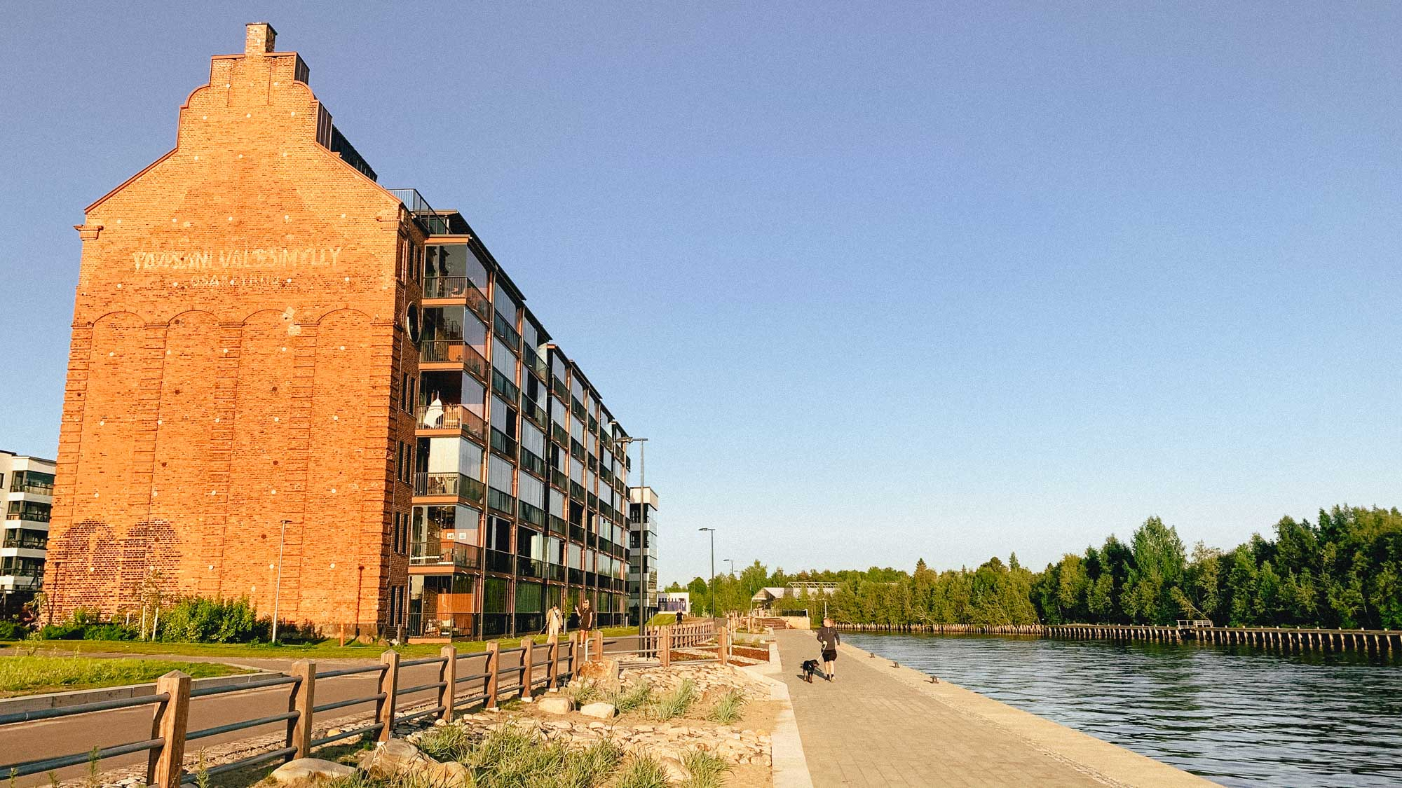 Meri-Toppila, Oulu